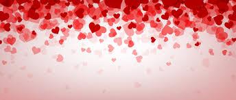 valentine background. Wonderful Valentine Hearts Fly Valentine Backgrounds Vectors Material 01 In Valentine Background A