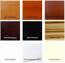 wood colours for furniture. sleigh daybed wood colours for furniture d