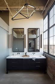 industrial bath lighting. Bathroom Industrial Bath Lighting Interior Home Design Ideas Sofas Couches Office Furniture Chairs Seats