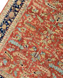 rugsville red antique serapi hayate persian rug 9x12 rugsville ping great deals on hand knotted rug rugsville in