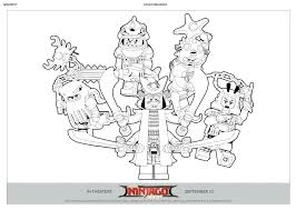 Ninjago Dragon Coloring Pages Printable Coloring Page Lego Ninjago