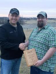 Clemens recognized for ten years of service to AMVC - AMVC