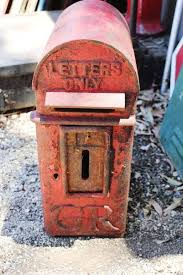 Image result for british letter box picture with birds