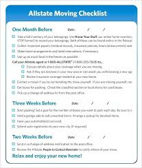 Move Checklist Template Moving Checklist Template Download Free Documents In Word