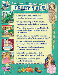 Elements Of A Fairy Tale Me Common Elements Of A Fairy Tale Chart Tcr Teacher Appreciation