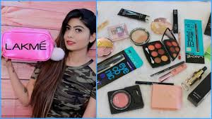 cosmetics usa lakme bridal makeup kit rinkal soni