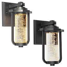 artcraft ac9011 north star traditional 11 nbsp tall led exterior wall sconce lighting loading zoom