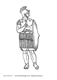 Small Picture Ancient Greeks Shield Colouring Page