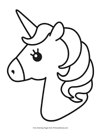 Cute Unicorn Coloring Page Printable Unicorns Coloring Ebook
