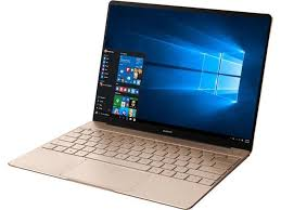 huawei laptop matebook x signature edition intel core i7 7th gen 7500u 2 70 ghz