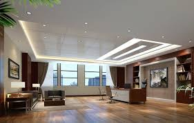 Interior Contemporary Office Interior Design Ceiling Design For Modern  Minimalist Style CEO Office