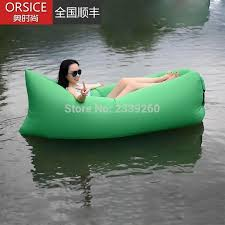 inflatable outdoor furniture. purple outdoor bean bag air inflatable sofa fast instant filled beanbag living room furniture