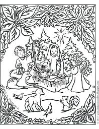 Best 10 Christmas Coloring Pages Ideas On Pinterest Free For Color