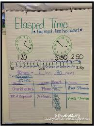 3 Teacher Chicks Elapsed Time Freebies
