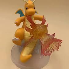 Mô Hình Nhân Vật Rồng Lửa Trong Phim Pokemon