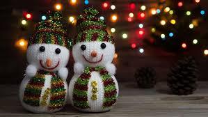 Christmas Lights Windows 10 Microsoft Release Winter Holiday Glow Windows 10 Wallpaper