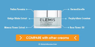 elemis pro collagen marine cream ings and side effects