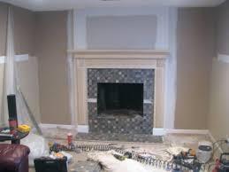 tiling over brick fireplace fireplace makeover photos tile brick fireplace pictures tiling over brick fireplace