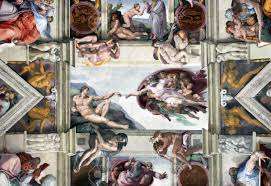 vatican may 30 2016 the sistine chapel ceiling painted by michelangelo on