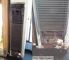 wall heater replacement and repairs cozy williams cadet and broan