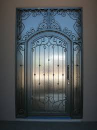Iron Entry Doors, Iron Front Doors - Automatic Gates For Less ...