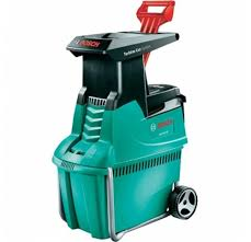 garden shredder. Bosch AXT 25 TC Electric Garden Shredder Lawnmowers Direct