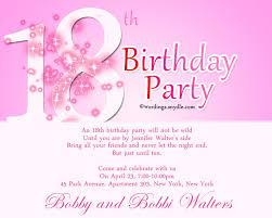 Free 18th Birthday Invitation Templates Custom 48th Birthday Party Invitation Wording Wordings And Messages
