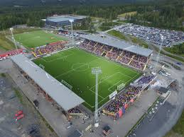 It was founded in 1786 by king gustav iii. Jamtkraft Arena Wikipedia