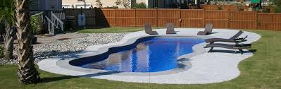 take a look at some our recent installations here if you re interested in installing a fiberglass pool contact us