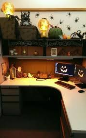 office halloween decorations. halloween cubicle decor more office decorations