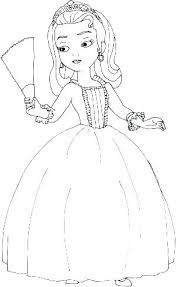 Sofia The First Halloween Coloring Pages The First Coloring Pages