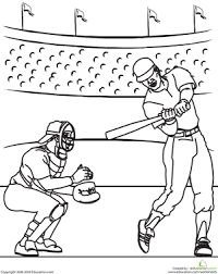 Small Picture Baseball Player Coloring Pages GetColoringPagescom