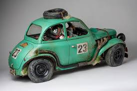 Forchino The Rally Car