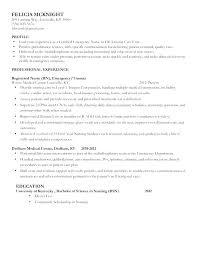 Resume Templates Nurse Interesting New Grad Nursing Resume Template Swisstrustco