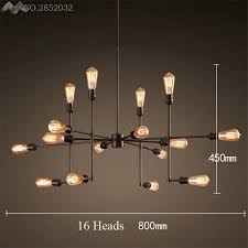 diy lighting fixtures. Retro Pendant Light Edison Bulb Mordern Nordic Lights Fixtures Lustre Industriel Iron Loft Antique DIY E27 Spider Ceiling Lamp-in From Diy Lighting