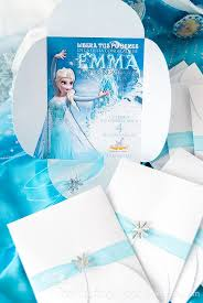 lovely diy 3d frozen themed party invitations the crafting nook by ek32