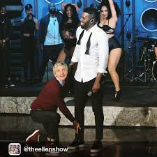 "Monica Ramirez on Instagram: ""Repost from @theellenshow via @igrepost_app,  @JasonDerulo and I after finishing our incre… 
