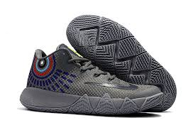nike basketball shoes 2017 release. official nike zoom kyrie 4 basketball shoe wolf grey irving new shoes 2017 release