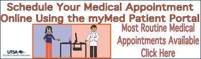 Texas Med Clinic Doctors Note Student Health Services Utsa The University Of Texas At San Antonio