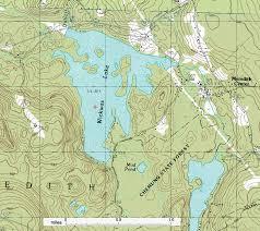 Maps Lake Wicwas