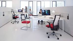 new office design trends. The Traditional Cubicle Environment Has Nearly Disappeared In Favor Of More Comfortable, Collaborative Spaces. Following New Office Design Trends E