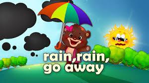 Rain Rain Go Away | Nhạc Thiếu Nhi Sôi Động | Học Tiếng Anh Qua Bài Hát ♫ ♫  - YouTube