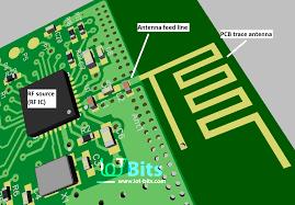 Rf Design Part 1 Designing A Wifi Pcb Trace Antenna For Esp8266 Or Esp32