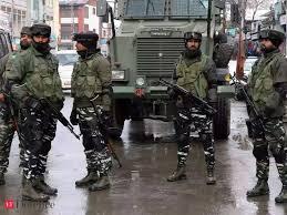 Pakistan Army Organization Chart Pakistan Army Helps Terrorists Cross Loc Say Officials