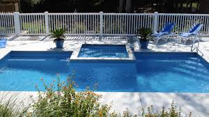 rectangle inground pools with hot tubs.  Tubs Trilogyfiberglasspoolsfusioneuropa3 And Rectangle Inground Pools With Hot Tubs W