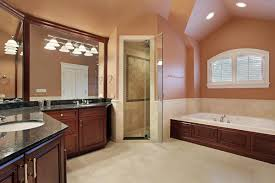 Custom Bathroom Remodeling DC - Remodeled master bathrooms