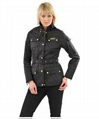 Barbour Lightweight International Quilted Jacket - Ladies Quilted ... & More Views Adamdwight.com