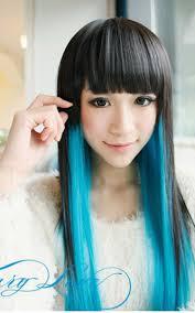 Japanese Straight Hair Style mechas fantasa pactas el mundo en los cabellos pinterest 7341 by wearticles.com
