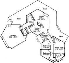 22 Best Hexagon Home Plans  Home Plans U0026 Blueprints  26036Hexagon House Plans