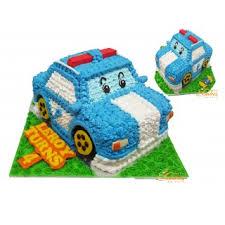 3d Police Car Cake Design Mei Yu Cakes
